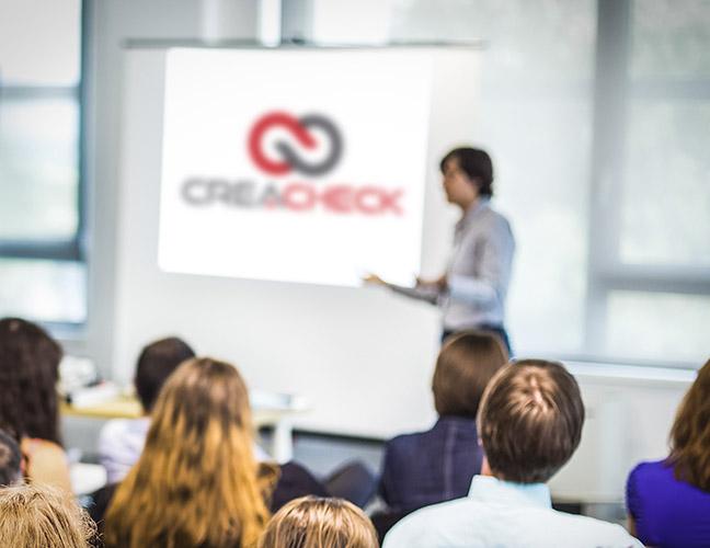 CreaCheck-Schulungen